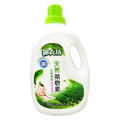 《御衣坊》天然茶皂素洗衣皂液(2000ml/瓶)