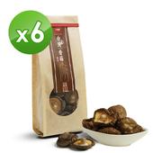 《十翼饌》上等台灣新社香菇(100gx6包)