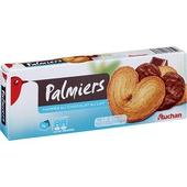 《Auchan》心型巧克力餅乾(110g/盒)