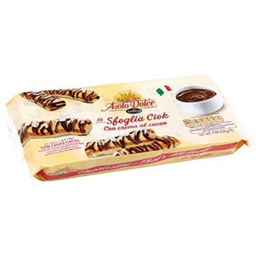 義大利Asolo Dolce 巧克力夾心酥(200g/袋)