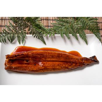 鮮活團購 頂級銷日專用整尾蒲燒鰻魚(200g±10% /包。單筆訂單購買4包免運費)