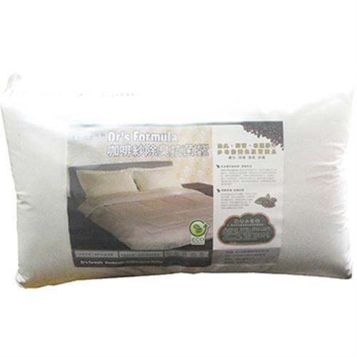 台塑生醫 咖啡紗除臭抗菌枕(45x75cm)
