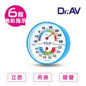 《Dr.AV》環境健康管理 溫濕度計(GM-365)_2入組