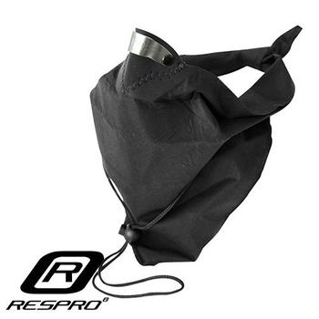 英國 RESPRO BANDIT 過濾PM2.5領巾式口罩(黑色)