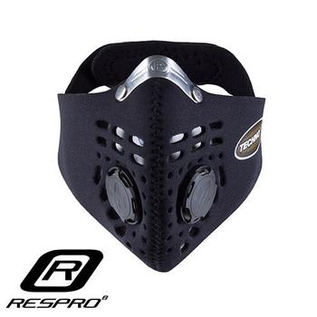 英國 RESPRO TECHNO 防霾競速騎士口罩(黑色)(M)