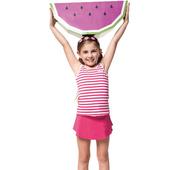《SARBIS》泡湯SPA戲水女童二件式泳裝附泳帽B82605(12)