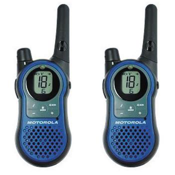 《MOTOROLA》摩托羅拉 無線對講機 SX-601(雙)