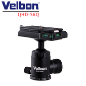 《Velbon》Velbon QHD-S6Q球型雲台-公司貨