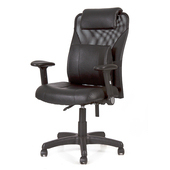 《GXG》高背皮面 電腦椅 TW-050(黑(皮面))