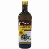 《MMM》100%葵花油(1L/瓶)