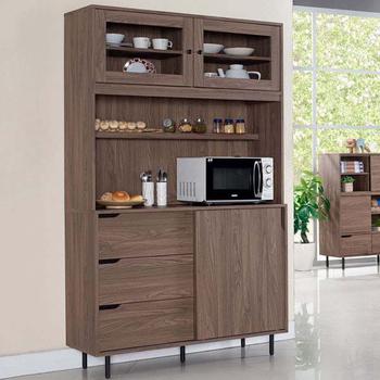《Homelike》坎斯4尺收納餐櫃