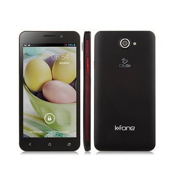 福利品 K Fone OLA 5吋四核雙卡智慧型手機(黑)