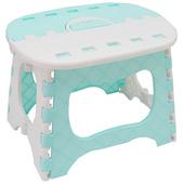 《月陽》高19cm粉彩系防碰傷便攜式折疊椅超值4入(SS1954)