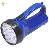 《月陽》15LED充電式手提探照燈手電筒露營燈(NM-1519)