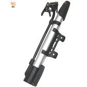 《月陽》自行車鋁合金迷你立式攜帶型打氣筒打氣機(SC-JC314)