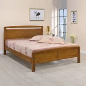 《Homelike》伊蒂絲床架組-雙人加大6尺(不含床墊)