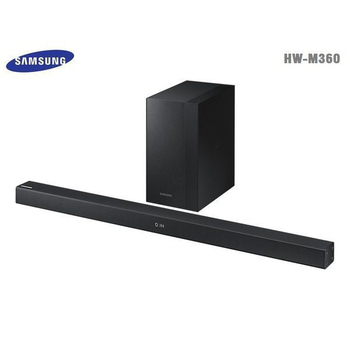 ★Samsung 6.5吋 200W 無線重低音重音響 藍牙2.1Ch Flat Soundbar HW-M360/ZW