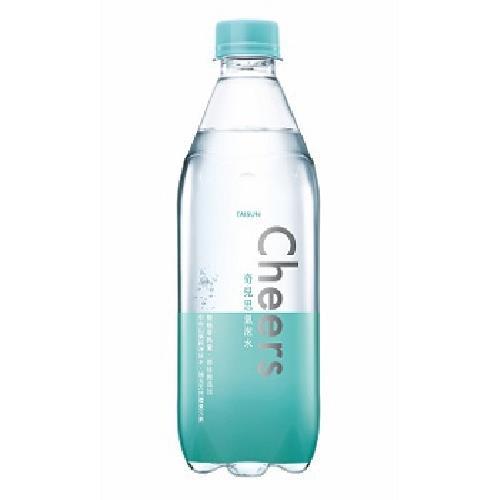 《泰山》Cheers氣泡水(500ml*4瓶/組)