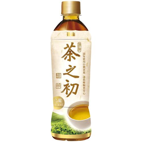 茶之初 烏龍茶(535ml*4瓶/組)