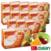 《土耳其dalan》綜合維生素亮白皂 12入破盤組(75gx12)
