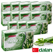 《土耳其dalan》翠葉蘆薈修護皂 12入破盤組(75gx12)