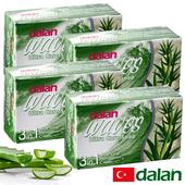 《土耳其dalan》翠葉蘆薈修護皂 4入組(75gX4)
