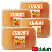 《土耳其dalan》甜杏仁油經典草本皂 4入組(100g X4)