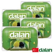 《土耳其dalan》橄欖油經典草本皂 4入組(100g X4)