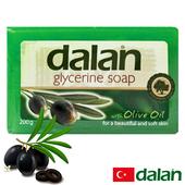 《土耳其dalan》橄欖油植萃養膚皂(180g)買就送歐美香氛皂一入(隨機出貨)