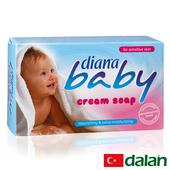《土耳其dalan》嬰兒舒敏保濕乳霜皂 (效期:2021.01)(75g)買就送歐美香氛皂一入(隨機出貨)