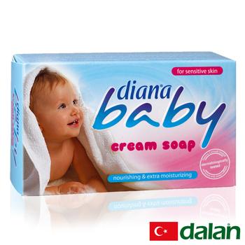 《土耳其dalan》嬰兒舒敏保濕乳霜皂 (效期:2021.01)(75g)
