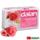 《土耳其dalan》粉柔玫瑰牛奶療浴皂(175g)