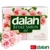《土耳其dalan》玫瑰精油活膚皂 4入超值組200g X4 $336