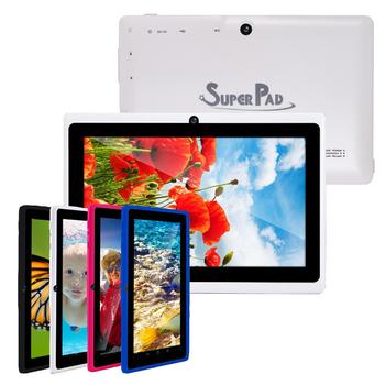 SuperPad A1-743 7吋IPS面板八核架構平板電腦(2G/8GB)(黑)