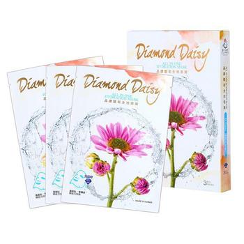 【Diamond Daisy】 晶鑽雛菊全效面膜(3片入)(25ml,3片)