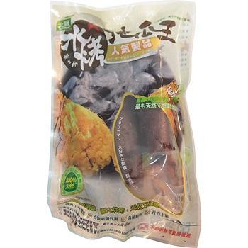 北灣冰烤地瓜王(紫御甘藷-250g/包)