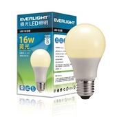 《億光》LED燈泡(16W-黃光)