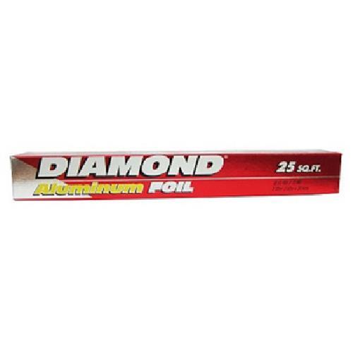 《鑽石牌》鋁箔紙(25呎)