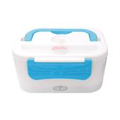 車用電子加熱保溫便當餐盒(藍)