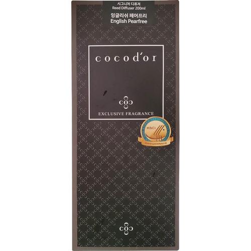 Cocodor 室內擴香瓶(小蒼蘭-200ml/瓶)