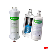 《3M》UVA3000 專用替換活性碳濾心(3CT-F031-5)+紫外線殺菌燈匣(3CT-F022-5)
