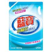 《藍寶》小蘇打洗衣精-補充包(1800g)