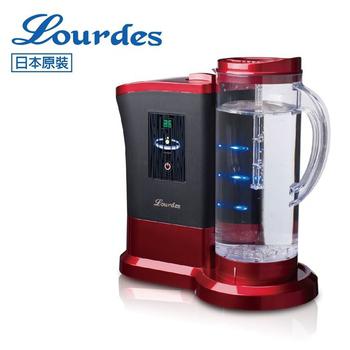 《日本Lourdes》負氫水高濃度水素水生成器 日本原裝進口 - 紅酒紅