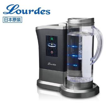 日本Lourdes 負氫水高濃度水素水生成器 日本原裝進口 - 太空灰