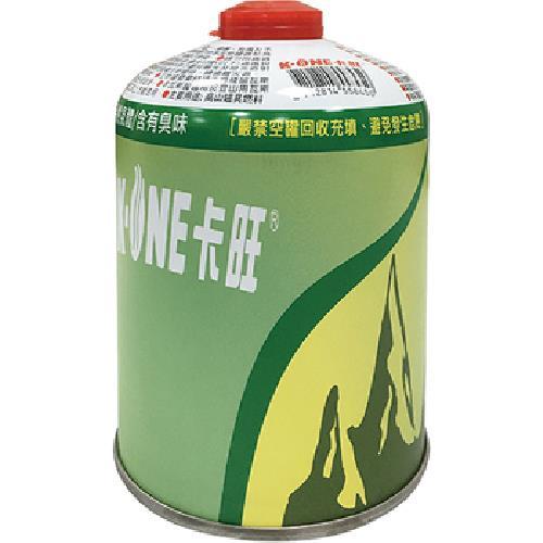 《卡旺》登山瓦斯罐(K1-450)