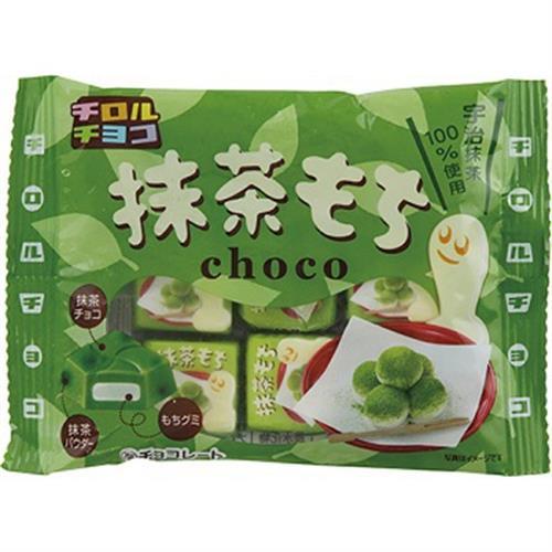 日本松尾 抹茶麻糬巧克力(7個)