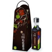 《甲仙農會》有機 梅精醬油 (2入)(210ml/瓶)