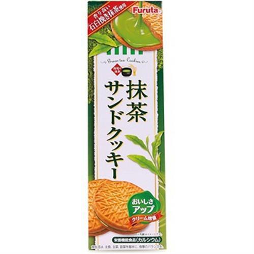 日本 古田抹茶三明治餅乾(10枚)
