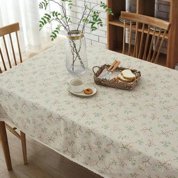 《【巴芙洛】》田園青草桌巾(120X120cm)