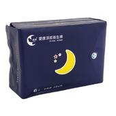 《愛康》超透氣衛生棉(夜用加長型)6片/包